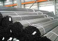 Galvanized Alloy Seamless Steel Pipe ASTM A106 GR.A/B/C With  Plastic Caps