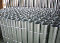 Straight Seam Welded Steel Tube ASTM A179 , Black Carbon Pipe For Water Supply