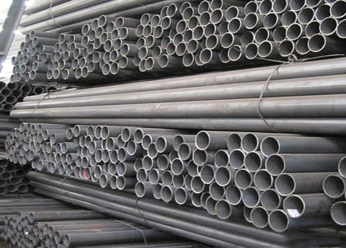 Seamless Weld Steel Tube ASME / GB , Round Alloy Steel Pipe 3 - 8 m